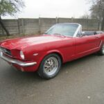 Ford Mustang Convertible V8 manual