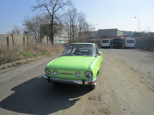 Škoda 110 R kupé