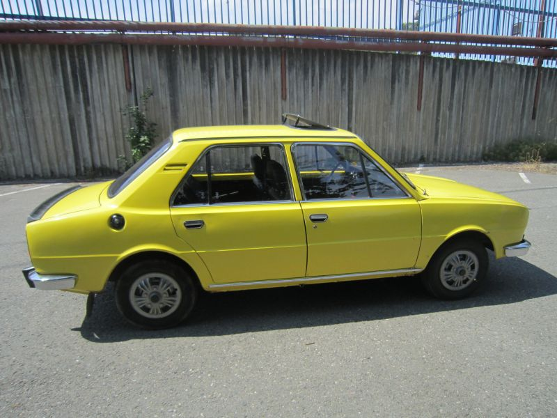 Koda 120 Gls Classic Cars Bohemia S R O